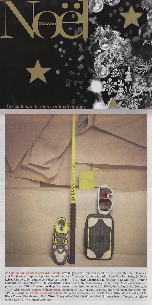 figaro noel strange froots masque de ski zephyr