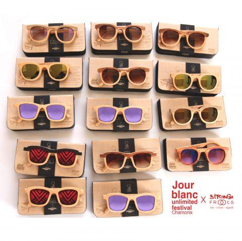 Strange Froots partenaire de Jour Blanc UNLIMITED festival – CHAMONIX