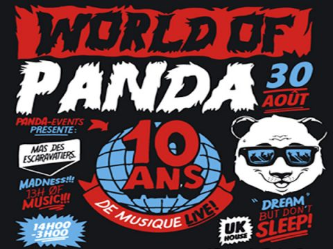 PANDA EVENTS à 10 ans !