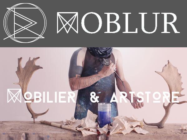 MOBLUR ART & DESIGN x strange froots