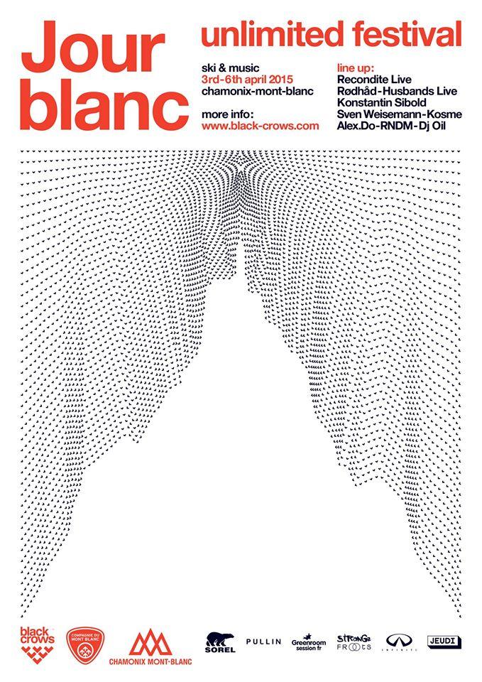 JOUR BLANC - unlimited festival - Strange froots