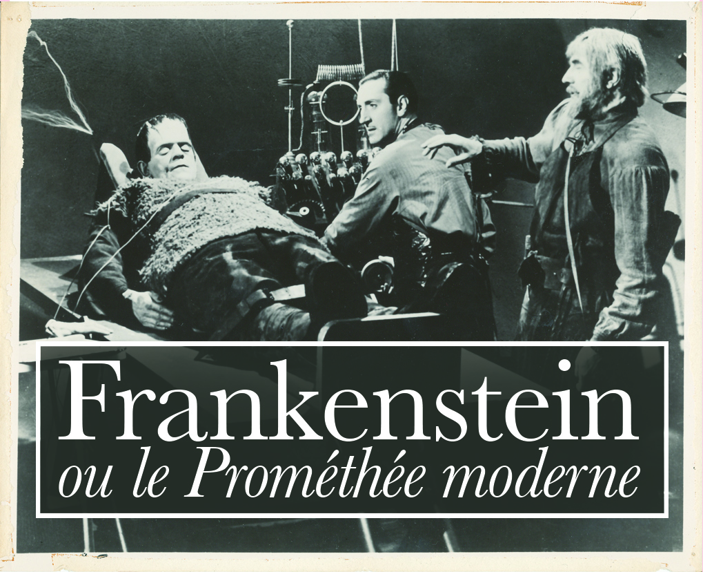 frankenstein - Strange froots - la gazetteb - le CORPS GENTIQUE