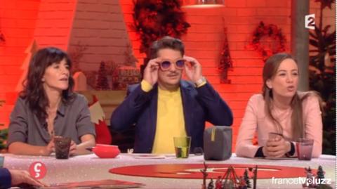 STRANGE FROOTS dans L'emission   de Stéphane Bern «Comment ça va bien?»