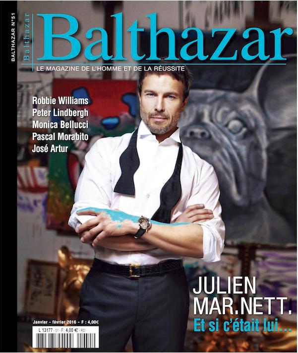 strange froots dans BALTHAZAR Magazine, le mag de l'homme et de la réussite