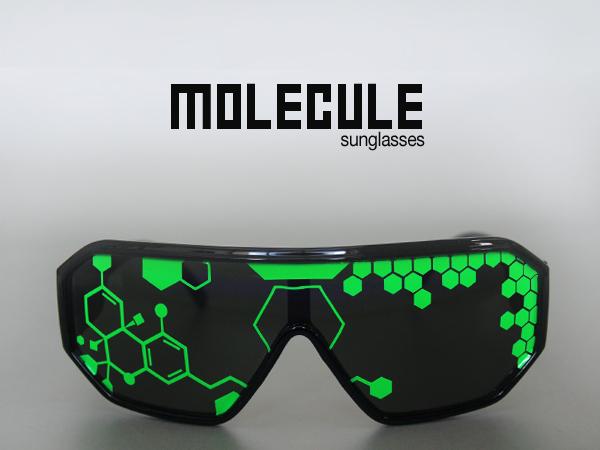 molecule lunettes strange froots