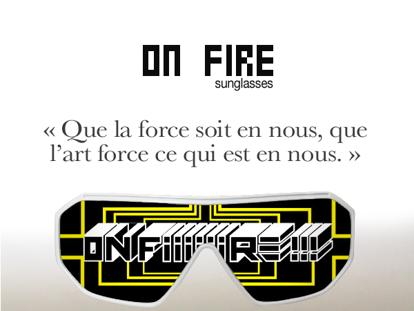 onfire lunettes strange froots