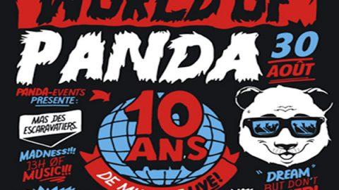 PANDA EVENTS à 10 ans !