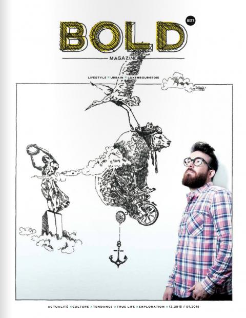 STRANGE FROOTS dans Bold Magazine
