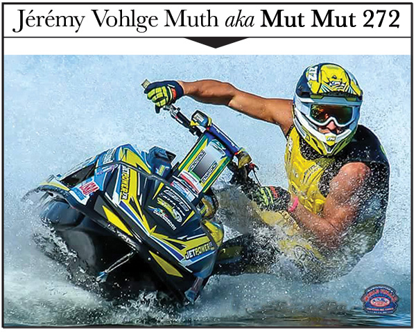 JEREMY VOHLGE MUTH - MUT MUT 272 - strange Froots Athlète & Artiste - Mens sana in corpore sano