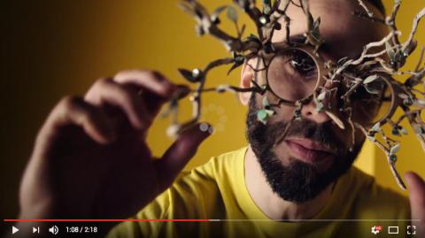 Film de présentation des finalises accessoires Hyeres32 avec WANG RAMIREZ – by LACEY (PSYCHO)